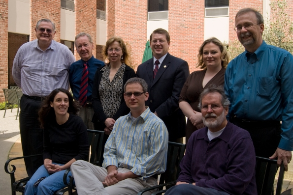 Pacific Political Science Faculty Members